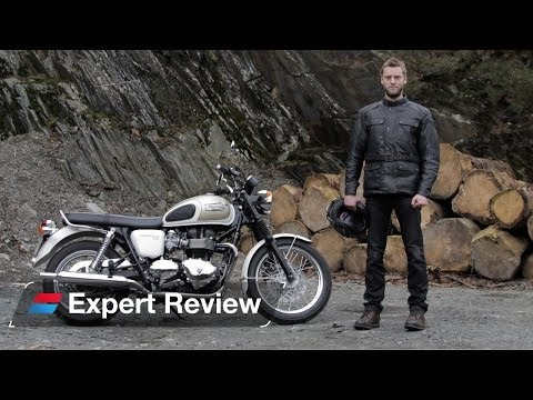 2014 Triumph Bonneville | Bonneville T100 expert bike review