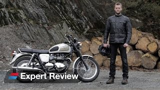 2. 2014 Triumph Bonneville | Bonneville T100 bike review