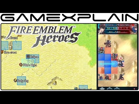 Fire Emblem Heroes: Did You Notice the Maps are Updated Classics?