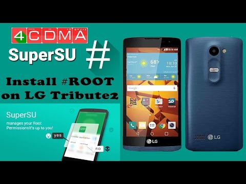 How to ROOT LG Tribute2 LS665 Sprint/Boost! ZV3/ZV4 Software!