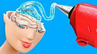 Video 18 Awesome Barbie Hacks And DIYs MP3, 3GP, MP4, WEBM, AVI, FLV November 2018