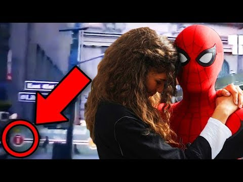 Spider-man Far From Home (2019) Comic Book Easter Eggs!