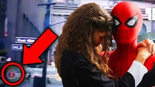 Spiderman Far From Home BREAKDOWN! Easter Eggs & Details You Missed!