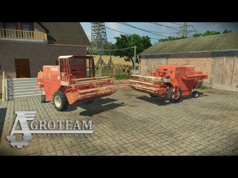 FAHR M1000 v1.1 by AgroTeam