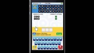Word vs Word Social Word Game App