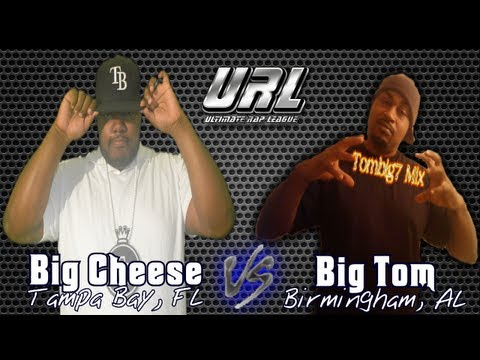 SMACK/URL PRESENTS BIG CHEESE VS. BIG TOM