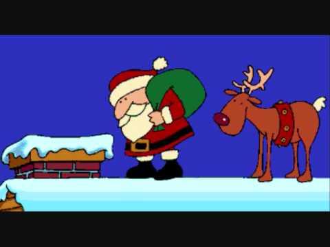 Travis Matte- Santa Claus Don't Wear No Draws