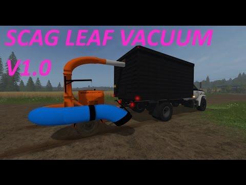 Scag Leaf Vacuum v1.0