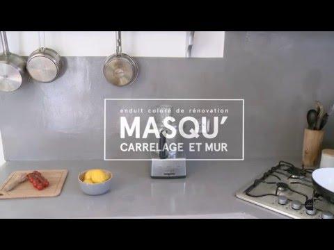 Vidéo Masqu'carrelage & mur 2016