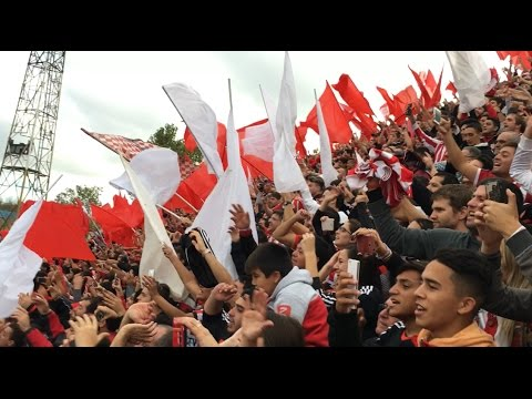Estudiantes 1 - Gimnasia 0. Hinchada desde adentro - Los Leales - Estudiantes de La Plata