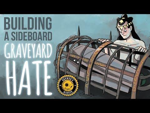 Brewer's Minute: Building a Modern Sideboard—Graveyard Hate