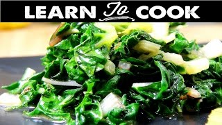 FULL RECIPE BELOW This vegetable is fun to use for its colorful veins and stalks. Swiss chard makes for a great side dish and...