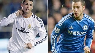 Cristiano Ronaldo Vs Eden Hazard 2014/2015 ● Ultimate Skills And Goals
