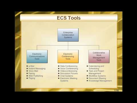 Electronic Business System