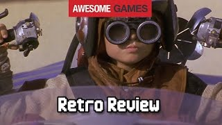 Star Wars Episode 1 Racer Retro Review