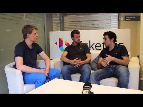 Ticketbis | Interview With Its Founders & CEOs - Jon And Ander