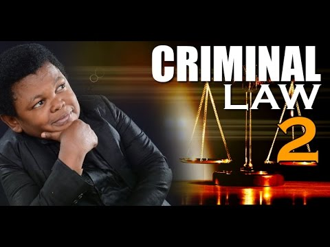 Criminal Law 2 - Nollywood Blockbuster Movie
