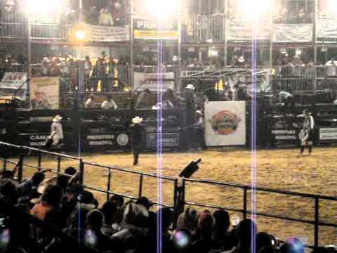 Rodeio de Agua Doce do Norte 2012  Semifinal  Prt  1