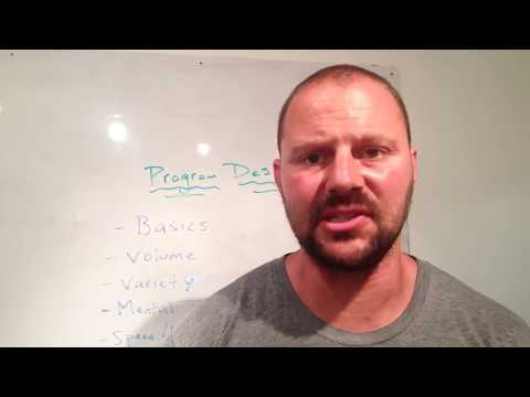 5 Program Design Tips for Athletes / Strength Coaches