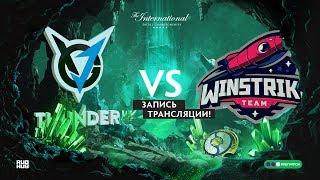 VGJ.T vs Winstrike,The International 2018, game 2