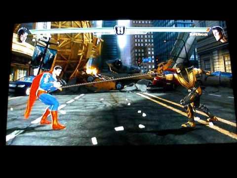 mortal kombat vs dc universe sony playstation 3