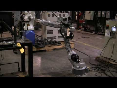Motoman HP6 Industrial Robot Arm