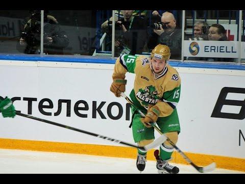 Анатолий Голышев на Матче Звезд КХЛ-2017: в игре - за дивизион Харламова