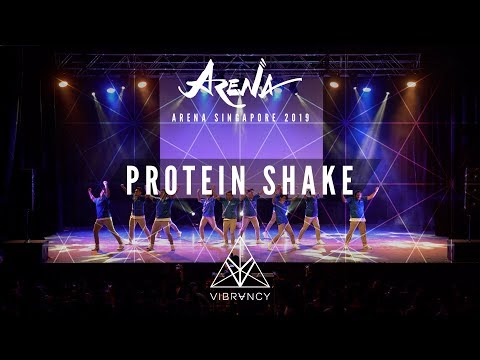 Protein Shake | Arena Singapore 2019 [@VIBRVNCY 4K] - Thời lượng: 4 phút, 32 giây.