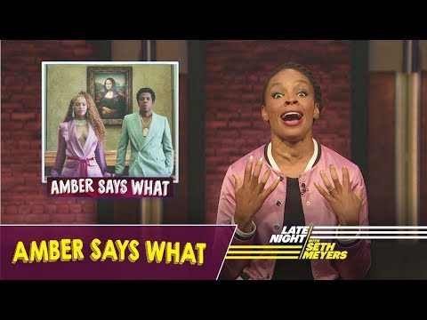 Amber Says What: Beyoncé and Jay-Z's Joint Album, Papa John