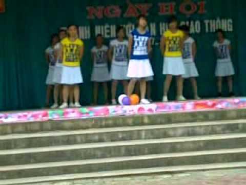 [11B5.COM] Nhảy Erobic Ngày Hội Thanh Niên Với Văn Hoá Giao Thông