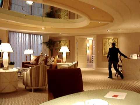 Encore Tower Suites Hotel Room