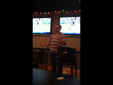 Steven - White Flame Brewing Company - Open Mic Comedy