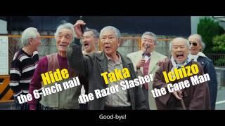 Nonton Ryuzo And His Seven Henchmen   Trailer Film Subtitle Indonesia Streaming Movie Download