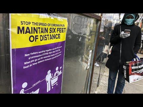 ΗΠΑ: Πρώτη φορά κατάσταση έκτακτης ανάγκης σε όλες τις πολιτείες μαζί…