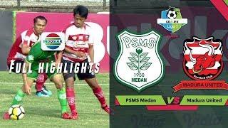 Video PSMS Medan (3) vs (3) Madura United - Full Highlight | Go-Jek Liga 1 bersama Bukalapak MP3, 3GP, MP4, WEBM, AVI, FLV Desember 2018