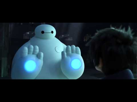 Big hero 6 - you gave me a heart attack