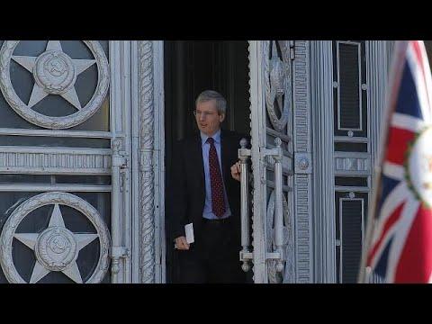 Άλλους 50 Βρετανούς διπλωμάτες απελαύνει η Μόσχα