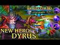 Download Lagu New Hero Dyrus Gameplay - Mobile Legends Bang Bang Mp3 Free