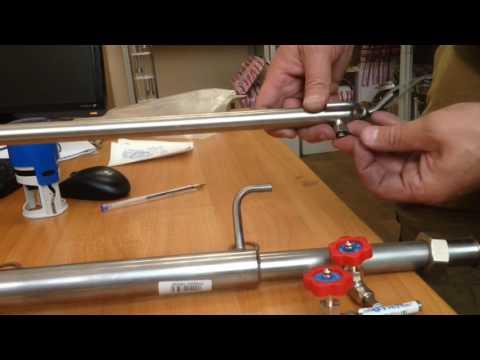 Набор для модернизации дистиллятора с укреплением серии ХД/3 и ХД/4.