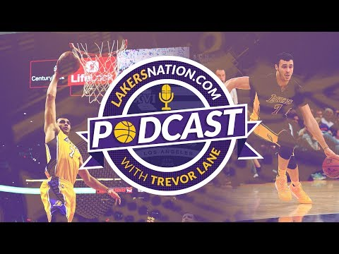 Video: Larry Nance Jr. Joins Us On The Lakers Podcast! Starting, D'Angelo Russell, Dunk Contest & More!
