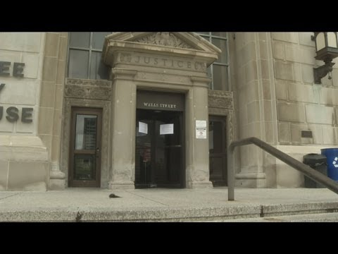February report showed courthouse flaws