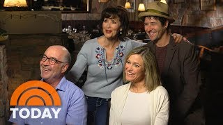 Video Reunited 'Northern Exposure' Stars Look Back Fondly At Their Quirky Show   TODAY MP3, 3GP, MP4, WEBM, AVI, FLV Desember 2018