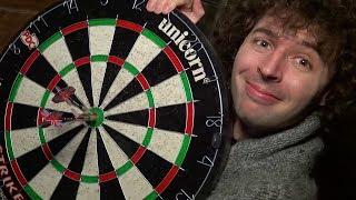 3 Bullseyes In Darts - 1 Week Challenge - Part 1