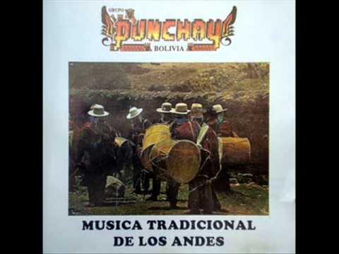 PUNCHAY - Una linda cancion del Grupo de un pueblo de POTOSI