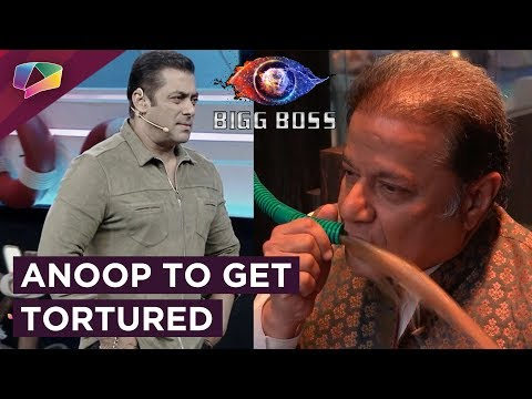 Anoop Jalota Sent To The Torture Room | Salman Get