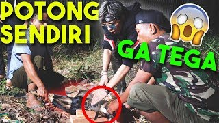 Video GATEGA POTONG KAMBING Sendiri DI RUMAH GEN HALILINTAR :( #QurbanHariKe3 MP3, 3GP, MP4, WEBM, AVI, FLV September 2018