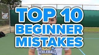 Video Top 10 beginner pickleball mistakes (updated for 2019!) MP3, 3GP, MP4, WEBM, AVI, FLV Agustus 2019