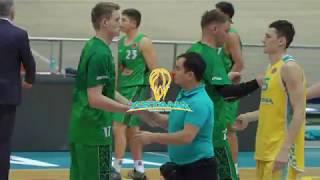 Hightlits of the match series of National league: «Astana»— «Barsy Atyrau»