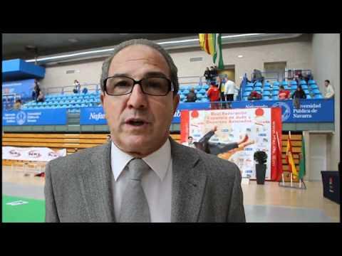 CEA 2012 - Juan Carlos Barcos Presidente RFEJ