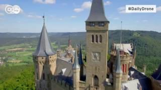 Conheça Baden-Württemberg pelas imagens do drone